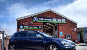 Van Service Garage Manchester
