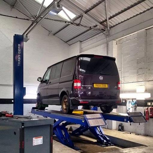 VW Van Service