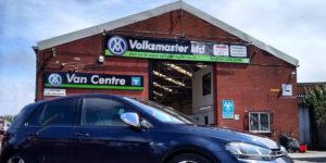 Van Servicing Garage