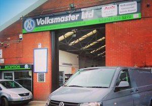 Van Service Centre Manchester